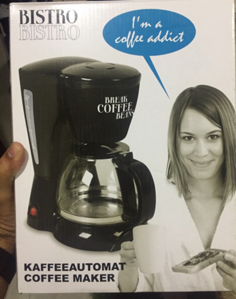 Used Bistro Coffee maker in Dubai, UAE