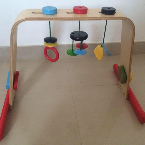 Used Wooden Baby Toy From IKEA  in Dubai, UAE