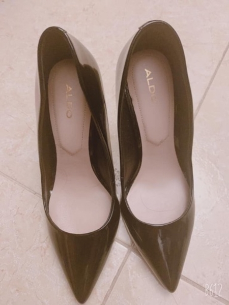 Used Aldo shoes size 36-200dhm(was 350 new90% in Dubai, UAE