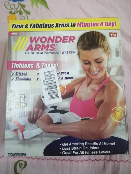 Used Wonder Arms Workout Exerciser Risistance in Dubai, UAE