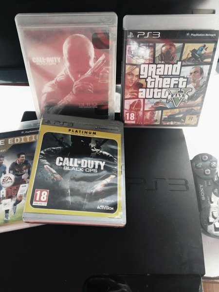 Used PS3 500GB in Dubai, UAE