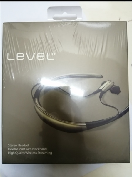 Used Level U new, pack gold in Dubai, UAE