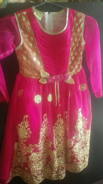 Used Two Branded Beautiful dresses for girls in Dubai, UAE