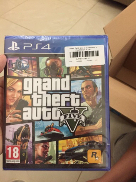 Used GTA 5 in Dubai, UAE