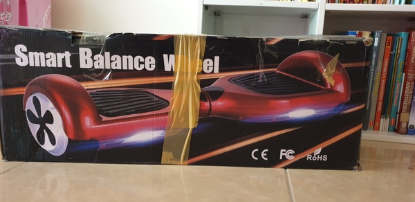 Used Electric balance wheel in Dubai, UAE