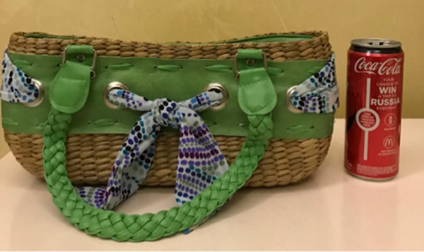 Used Hand-made Bag  in Dubai, UAE