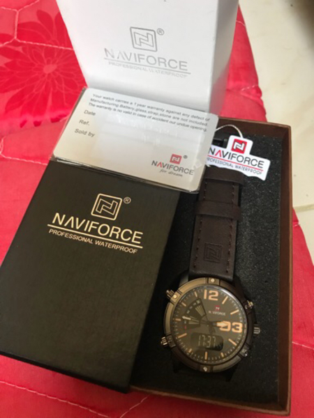 Used Naviforce Watch  in Dubai, UAE