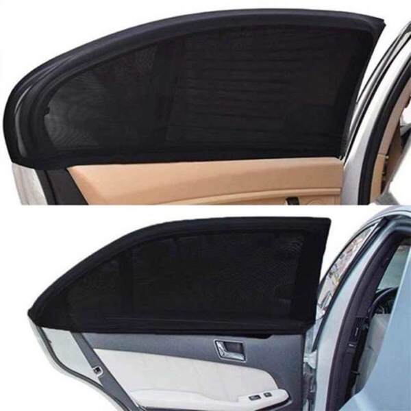 Used UV Proof Car Shade 4 pcs-front/back pair in Dubai, UAE