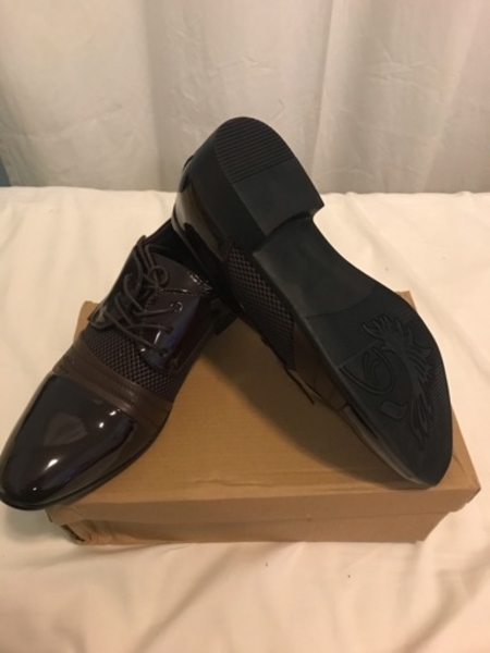 Used NEW MEN FORMAL SHOES / UK10.5 EUR44 US11 in Dubai, UAE
