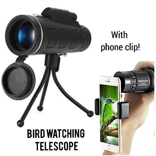 Used HD Monocular with Phone Clip in Dubai, UAE