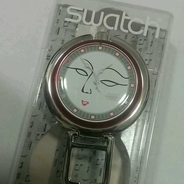 Used Swatch Collectable Key Chain Watch in Dubai, UAE