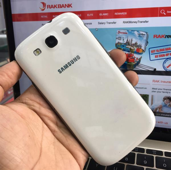 Samsung Galaxy S3 White Used I9300