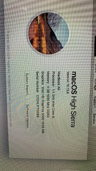 Used Macbook air 2014 in Dubai, UAE