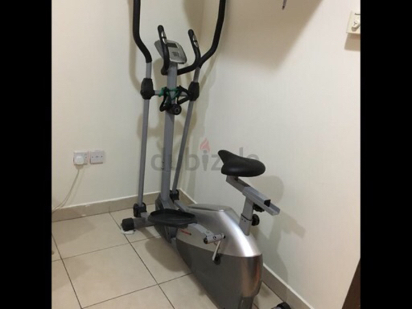 Used TA Sports 2 in 1 Elliptical machine. in Dubai, UAE