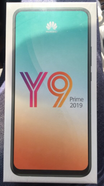 Used Huawei Y9 Prime 2019 4 GB RAM 128 GB ROM in Dubai, UAE