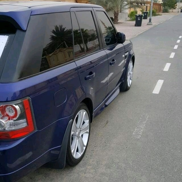 Used Range Rover Sport 2010 in Dubai, UAE