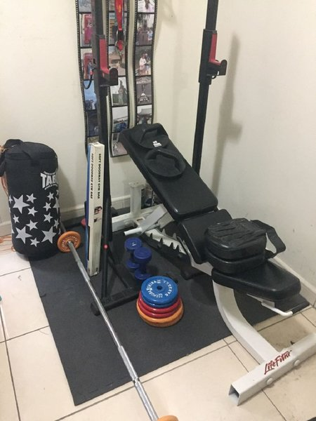 Used Home Gym Equipments in Dubai, UAE