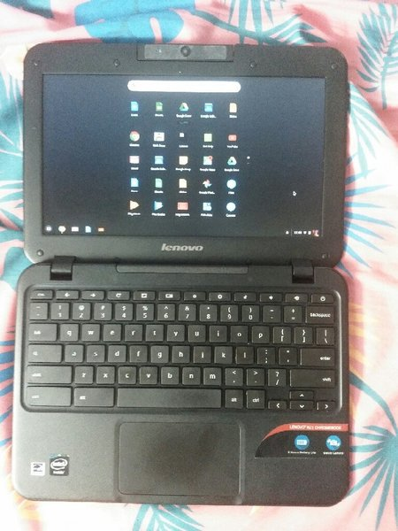 Used Lenovo chromebook in Dubai, UAE