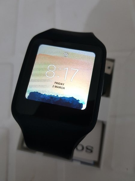Used Sony Smartwatch 3 Android Wear in Dubai, UAE