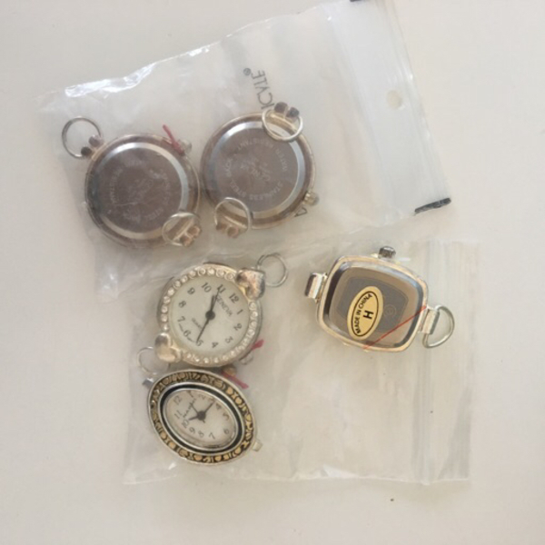 Used Watch faces for handcrafts in Dubai, UAE
