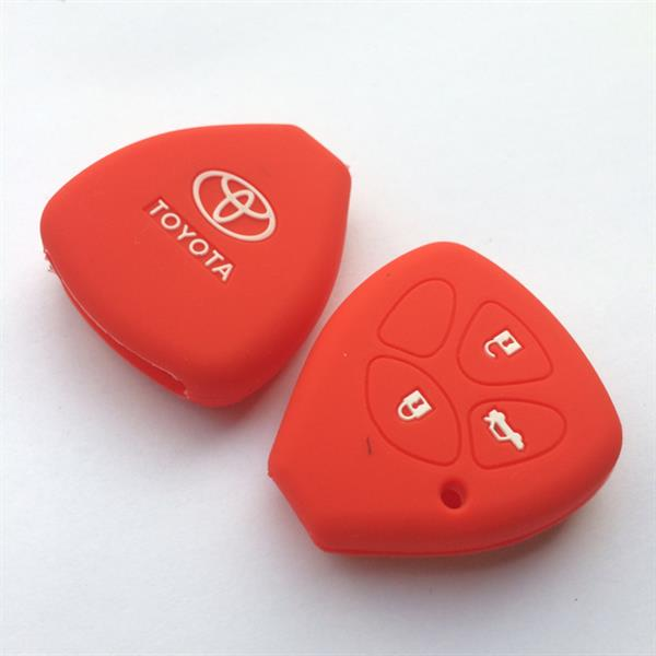 Used Toyota Remote Key Silicon Protection Cover in Dubai, UAE