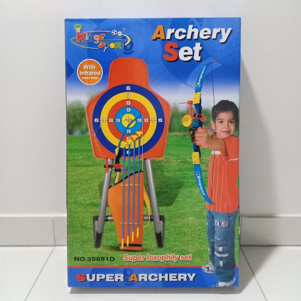 Used SUPER ARCHERY SET in Dubai, UAE