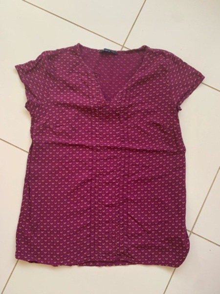 Used Tommy hilfiger blouse small in Dubai, UAE