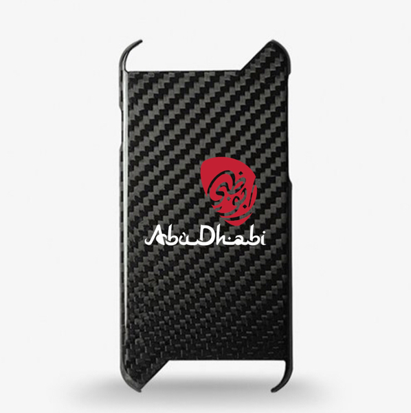 Used Carbon Fiber Case Abu Dhabi Edition  in Dubai, UAE
