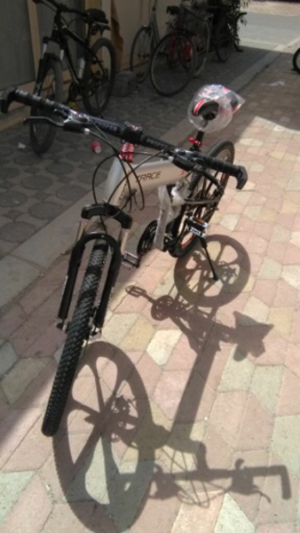 """New 26"""" Trace Folding cycle"""