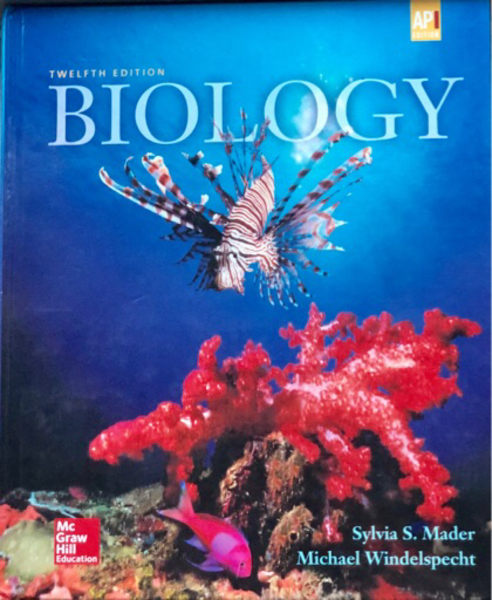 Used McGraw Hill Biology (12th/AP Edition) in Dubai, UAE