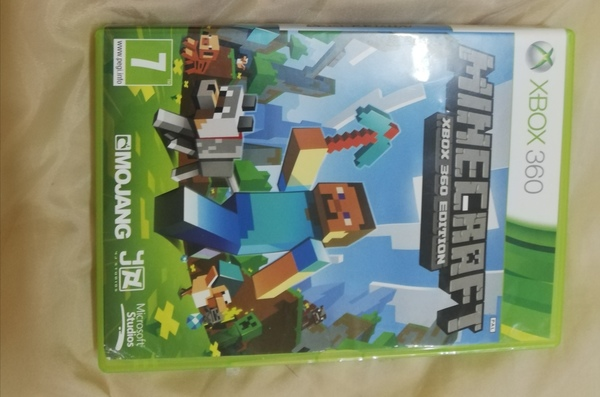 Used Xbox 360 minecraft game in Dubai, UAE