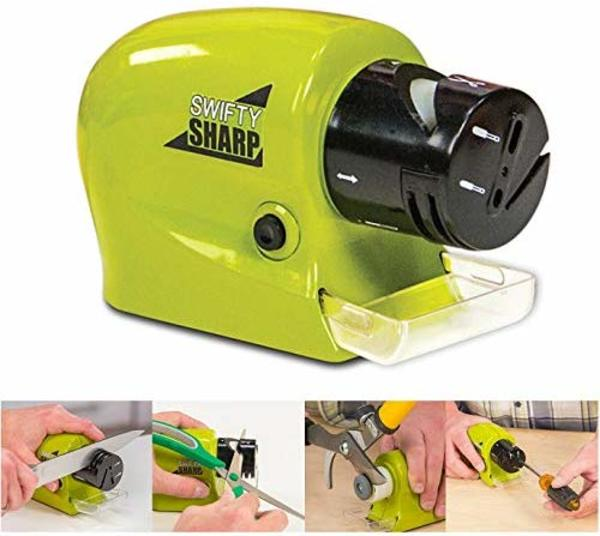 Used Swifty Sharp - Cordless Knife sharpner in Dubai, UAE