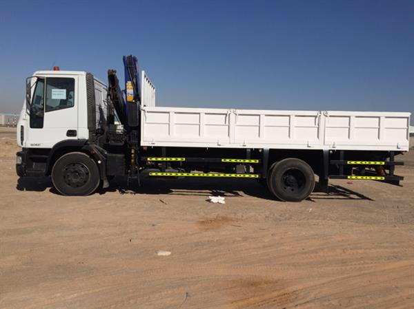 Used Iveco Truck  in Dubai, UAE