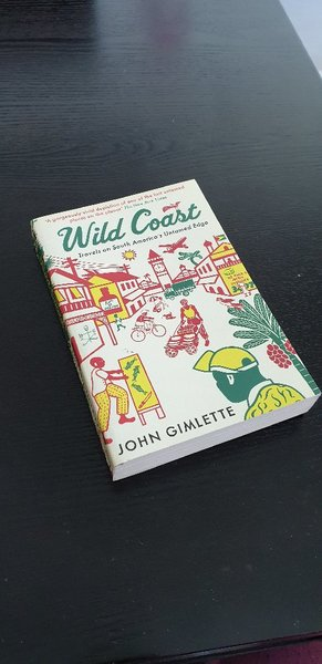 Used John Gimlette- Wild Coast in Dubai, UAE