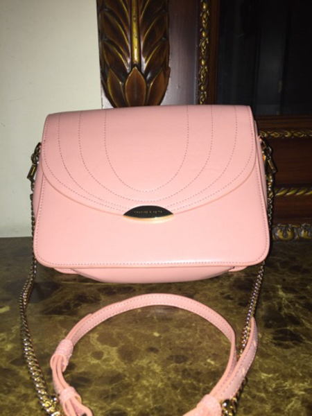Used Charles and Keith slingbag,preloved  in Dubai, UAE