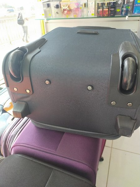Used Imported  Two weeler Trolly bag:Size 20 in Dubai, UAE