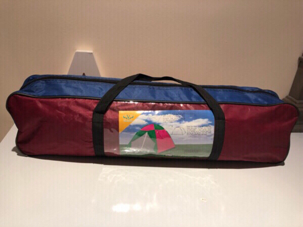 Used Once used 4-6-8 person tent dome  in Dubai, UAE