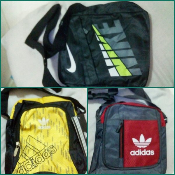Used Asstd. Brand Bags Bundle of 3pcs in Dubai, UAE