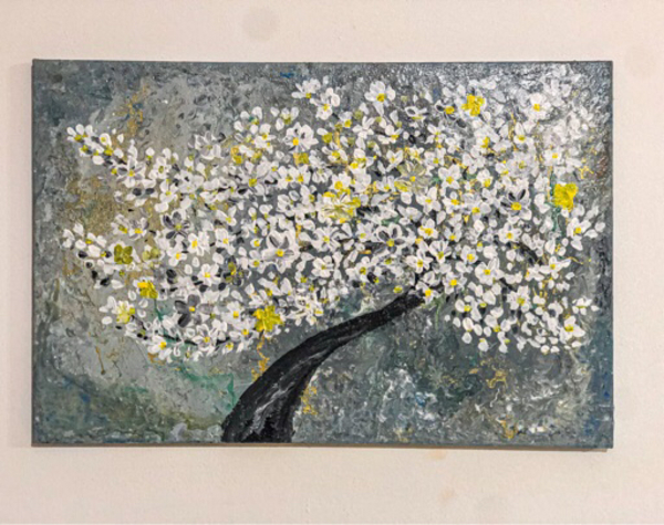 Used Canvas painting for sale in Dubai, UAE