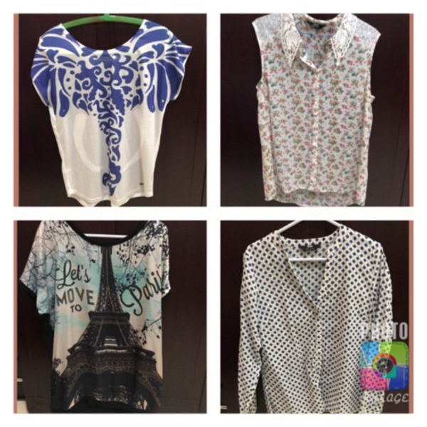 Used Bundle Offer. Preloved Tops.  in Dubai, UAE