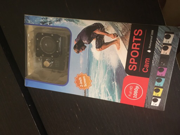 Used Sports camera  in Dubai, UAE