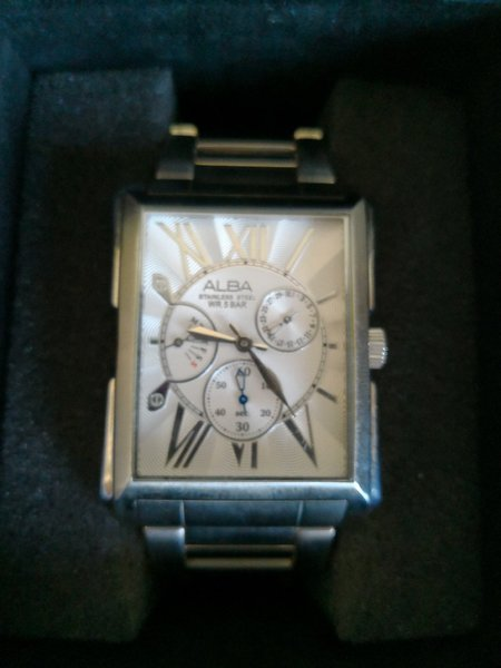 Used ALBA Executive Gents watch in Dubai, UAE