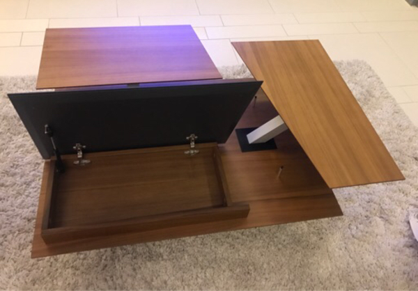 Used Bo concept coffee table  in Dubai, UAE