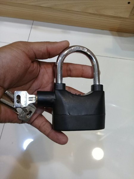Used Bike safety lock with Alaram in Dubai, UAE