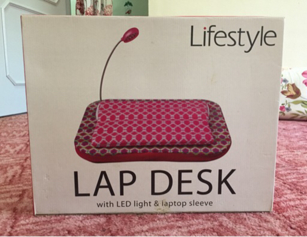 Used Lifestyle Lap Desk in Dubai, UAE