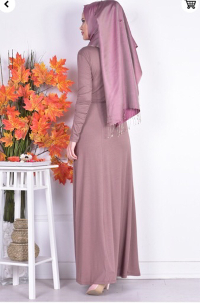 Used Slamic dress new never used with tag in Dubai, UAE