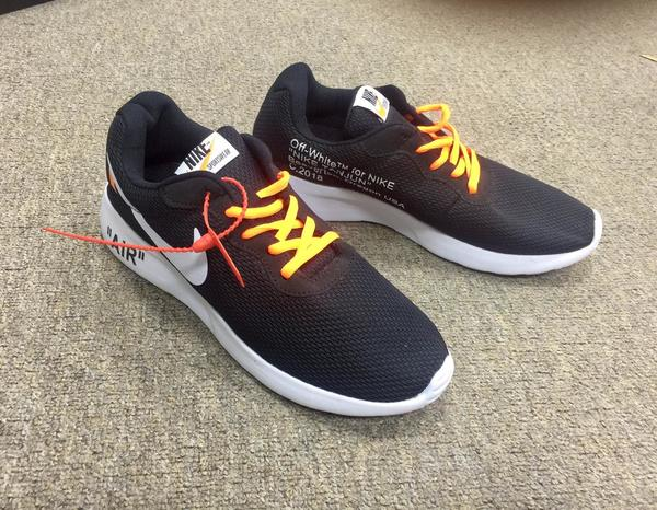 Used New men's nike shoes class A 42 size in Dubai, UAE
