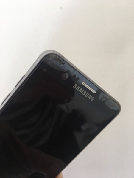 Used Samsung Note 5 *not working* in Dubai, UAE
