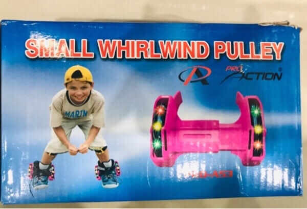Used Small Whirlwind Pulley 💙 in Dubai, UAE