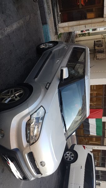Used Kia Soul 2010 - Low mileage in Dubai, UAE